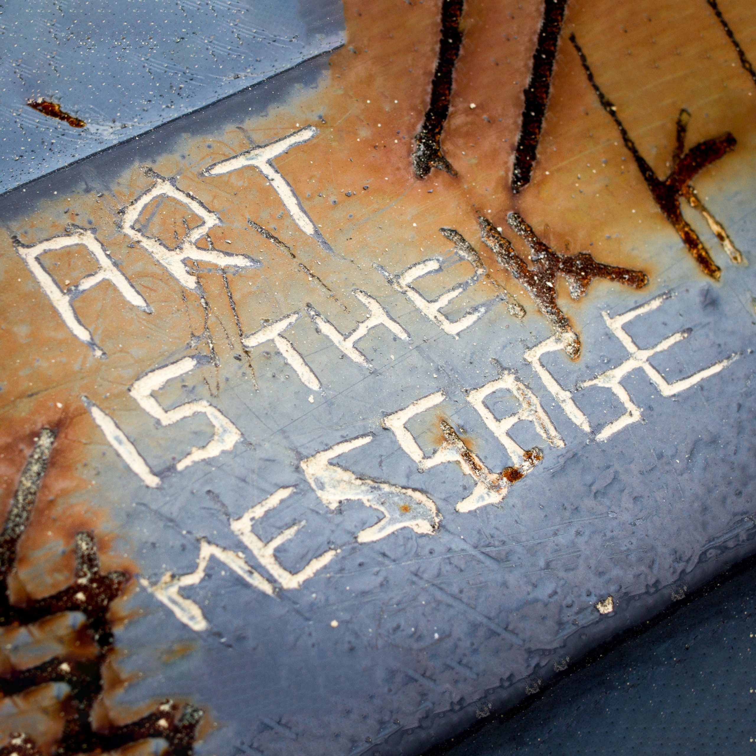 Art Is The Message
